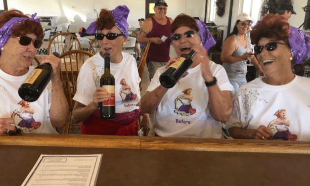 7th Annual Grape Stomp at Stetson Winery