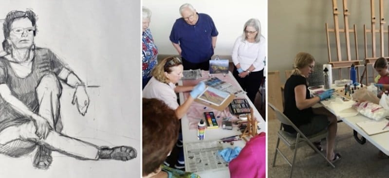 Visual Arts, Theater, and Dance Classes at The Arthub: August 3rd-September 11th