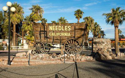 Needles Wells Running On Empty