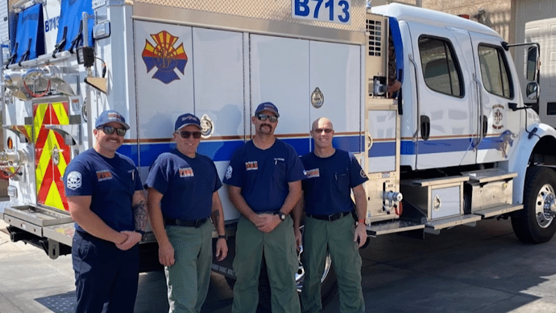 Dixie Wildland Fire Assignment