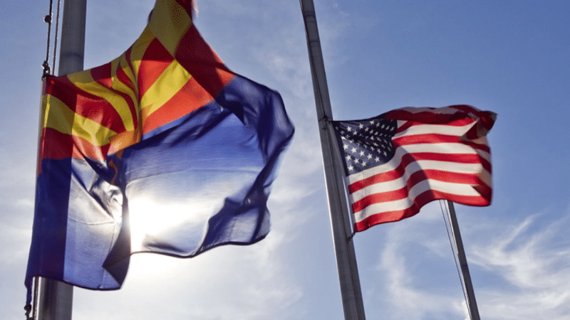 Flags At Half-Staff For U.S. Service Members Killed In Afghanistan