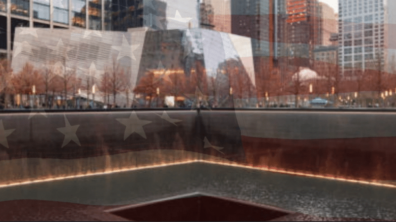 20thAnniversary of 9/11 on Patriot Day