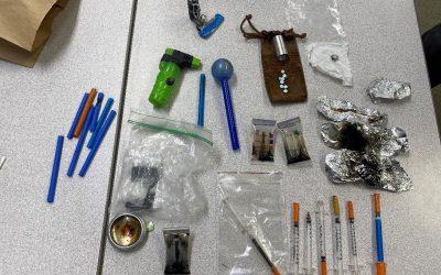 DRUG POSSESSION- FORT MOHAVE