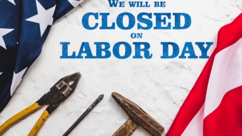 Kingman City Offices Closed for Labor Day