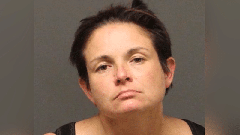 Kingman Woman Arrested for Arson