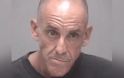 Man Arrested for Methamphetamines