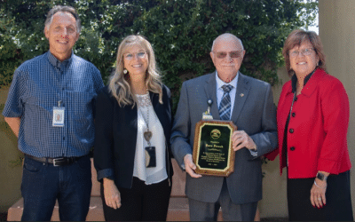 Kingman Healthcare Inc. board chair recognized for service