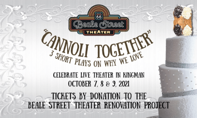 """Beale Street Theater is proud to Announce their upcoming production """"Cannoli Together"""""""