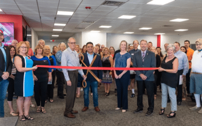 Ribbon Cutting Debuting the new Mohave Community College Beale Street Center