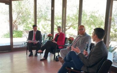 Ducey Hosts Civics Panel Ahead Of Sandra Day O'Connor Civics Celebration Day