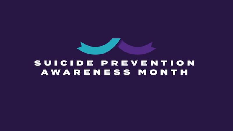 Arizona Recognizes Suicide Prevention Awareness Month