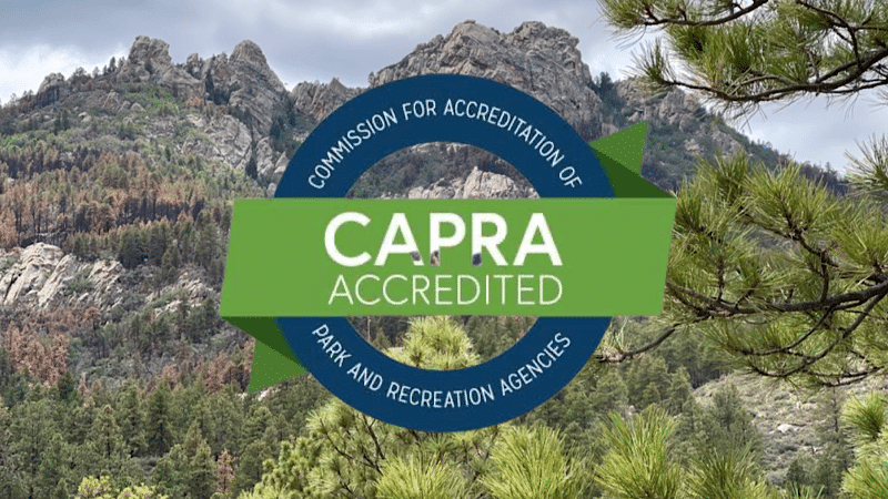 Mohave County Parks Earns National Accreditation  in Parks & Recreation