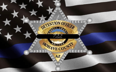 Mohave County Adult Detention Facility Detention Officer passes away due to complications related to  COVID-19
