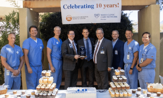 KRMC Celebrates Ten Years in Mayo Clinic Care Network