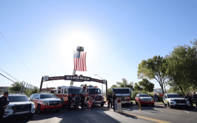 """Kingman Fire Department  Reminds Residents to """"Learn the Sounds of Fire Safety"""""""